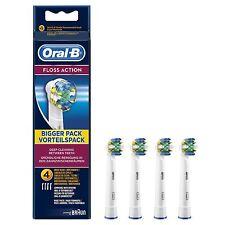 Oral-B Flossaction Cabezas Cepillo de Dientes Eléctrico Cabezales Recambio
