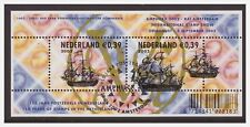 Netherlands 2002 150 Year stamps Amphilex VOC sailing boats MNH S/S