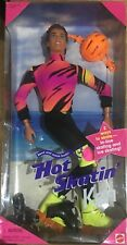 Barbie Mattel Ken Hot Skatin' Vintage 94'