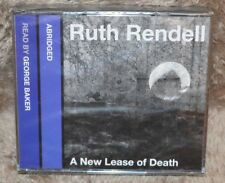 A New Lease of Death by Rendell, Ruth CD-Audio Book New and Sealed