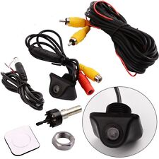 170° Wired Car Reverse Rear View Backup Camera Night Vision Parking Kit Tools US