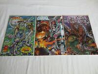 Image Comics Chapel (1995) Vol. 1 #1-2 + Vol. 2 #1 Quesada / Palmiotti NM-