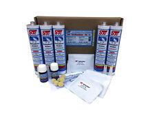 STC Scheibenkleber Set XXL 5 x 310 ml Kartusche inkl. Zubehör Kleber Dichtmasse