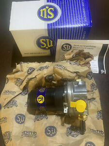 New Boxed SU Electric Fuel Pump Dual Polarity Low Pressure AUA66