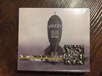 FOZZY-Do You Wanna Start a War-CD Sealed Digipak BEST BUY with BANDANA
