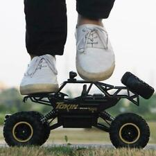 RC Car 1:12 4WD Rock Crawlers 4x4 Car Double Motors Remote Control Off-Road Toy