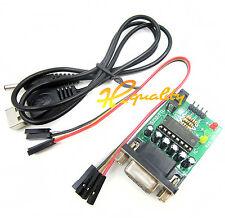 Rs232 A TTL Convertitore Modulo COM Scheda seriale max232cpe trasferimento CHIP ATMEGA 16