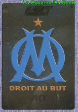 217 ECUSSON LOGO BADGE # MARSEILLE OM STICKER PANINI FOOT 2016