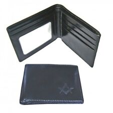 Masonic High Quality Real Soft Leather Wallet