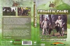 Raccoon Hunting Crumblin Coons Calling Day & Night Tips Technigues DVD NEW