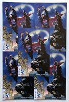 5 Batman #45 Cover B Jim Lee Variant (2018) DC Detective Comics 1027 Superman