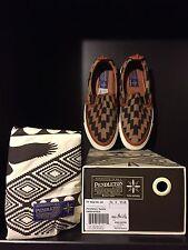 Vans Vault x Taka Hayashi x Pendleton TH Slip-On LX - Size 11 - Rare Pattern!!