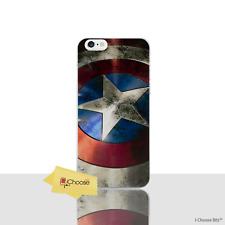 Case/cover Apple iPhone 5 5s SE Screen Protector / Hard Marvel Captain Shield