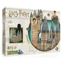 Wrebbit 3D Harry Potter Hogwarts Astronomy Tower (875pc) Puzzle New