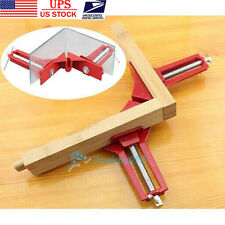 "4"" Corner Right Angle Clamp 90 Degree 100MM Mitre Clamps Woodwork Picture Holder"
