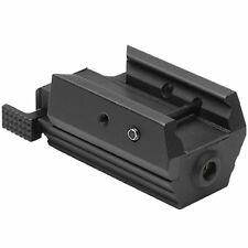NcSTAR Low Profile Compact Pistol Red Laser Sight w/ Rail Mount fits 1911 M9 XD