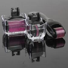 Titanium Needles 3 in 1 DRS Derma Roller For Body Face Eye Interchangeable Heads