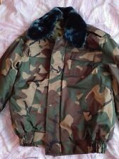 Belarus army officer winter jacket WOODLAND all sizes