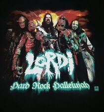 Lordi t shirt medium for men  original