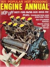 POPULAR HOT RODDING 1971 ENGINE ANNUAL