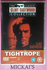 TIGHTROPE - CLASSIC CLINT EASTWOOD COLLECTION CCECN21 DeAGOSTINI DVD PAL