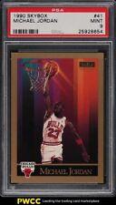 1990 Skybox Basketball Michael Jordan #41 PSA 9 MINT