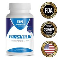 FORSKOLIN EXTRACT  MAX COLEUS FORSKOHLII Weight Loss 30 Day supply