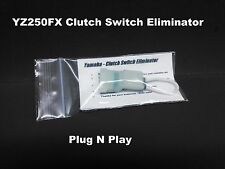 Clutch Switch Eliminator YZ250FX YZ450FX - Plug N Play - FREE GYTR Tuner Map