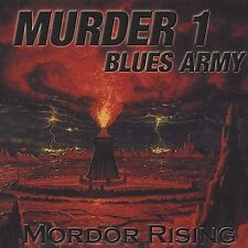 Mordor Rising - Murder 1 Blues Army  Audio CD Buy 3 Get 1 Free