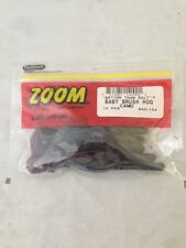 ZOOM BAIT COMPANY BABY BRUSH HOG Camo 042-154 New