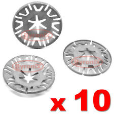 VW TRANSPORTER METAL CLAMPING WASHER TRIM COVER HEAT SHIELD LINING INSULATION