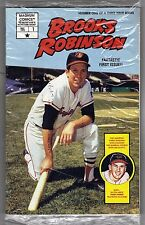 BROOKS ROBINSON #1 - BASEBALL'S GREATEST HEROES SERIES - MAGNUM COMICS - 1992
