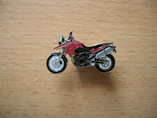 Pin Anstecker BMW GS 650 / GS650 rot red Enduro Motorrad Art. 1112 Badge Spilla