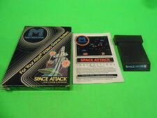 Space Attack Atari 2600 Game Complete CIB M Network