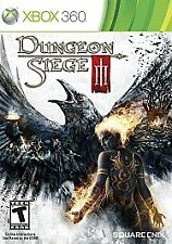 Dungeon Siege III (Microsoft Xbox 360, 2011)   DISC ONLY       FAST SHIPPING !!!