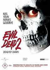 Evil Dead Horror R Rated DVDs & Blu-ray Discs