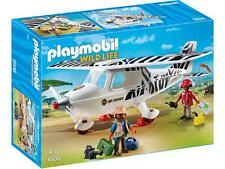 6938 Avión safari playmobil