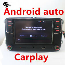 "Anroid auto Carplay Bluetooth 6.5"" MIB RCD330 Plus R340G for VW Jetta Polo"