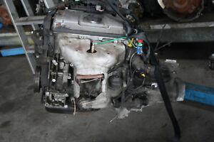 Motor Citroen C2 1,4 KFV  Bj. 2007