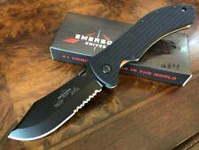 Emerson Knife Market Skinner BTS Black Serrated Edge Prestige Dealer