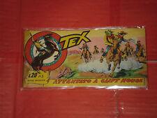 TEX STRISCIA ORIGINALE n° 3 -del 1957-15° SERIE kansas  -no araldo o zagor