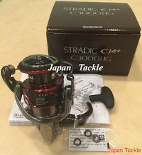 2016 NEW SHIMANO STRADIC CI4+ C3000HG FB C3000 3000  **FREE 1-3 DAYS DELIVERY**