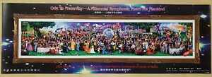 Liberia 2000 - Worlds Largest Souvenir Sheet - Heads Of States Conference - MNH