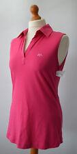 Ladies Thomas Burberry Deep Pink Sleeveless Top Size XL UK 14 / 16 NWT