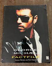 George Michael Factfile  by George Michael and Tony Parsons Rare Biography