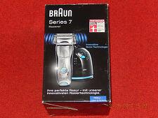 Braun Series 7 795cc-3 Rasierer mit Reinigungsstation, NEU im OVP