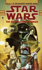 The Mandalorian Armor (Star Wars: The Bounty Hunter Wars, Book 1) by K. W. Jeter