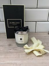 % JO MALONE RED ROSES CANDLE AND BOX %