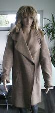 Wollmantel Kurzmantel Trenchcoat in Braun Größe M von Paul Costelloe  ***NEU***