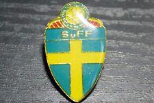 La Suède Football FA Enamel Pin Badge